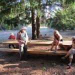 Picnic Table by Don Madison